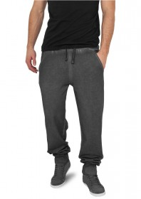 Bild 1 - Urban Classics Herren Jogginghose Spray Dye Sweatpants - Regular Fit