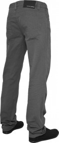 Bild 2 - Urban Classics Herren 5 Pocket Pants - Regular Fit
