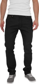 Urban Classics Herren Straight Fit Jeans - Regular Fit