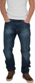 Urban Classics Herren Loose Fit Jeans - Regular Fit