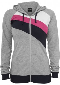 grey/navy/Fuchsia