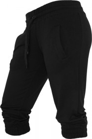 Bild 1 - Urban Classics Damen French Terry Capri