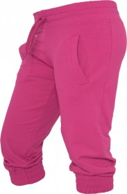 Bild 5 - Urban Classics Damen French Terry Capri