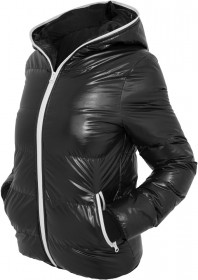 Urban Classics Damen Shiny Bubble Jacke