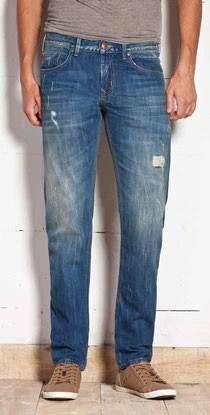 LTB Herren Jeans Diego Slim Tapered lucius wash