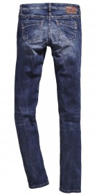 Timezone Damen Jeans TahilaTZ - Slim Fit - Blue Patriot