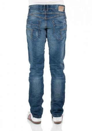 TIMEZONE Hommes Jeans HArold TZ Rough 26-5529-3188-3627 Regular Fit Midwest NEUF