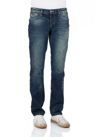 M.O.D. Herren Jeans Thomas - Classic Fit - Texas Wash