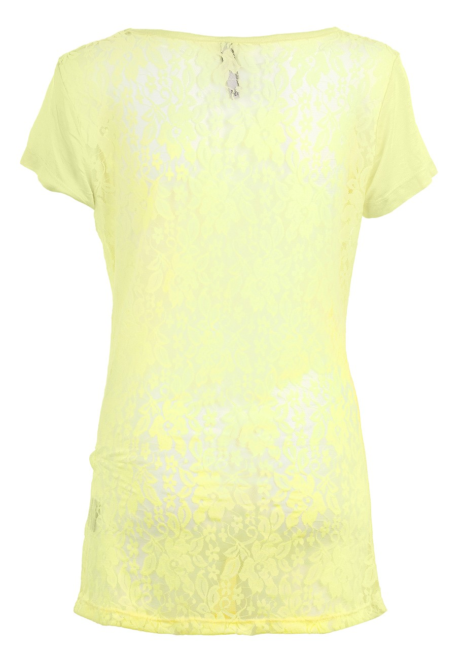 Stitch & Soul Damen T-Shirt My Glam