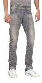 LTB Herren Jeans Joshua - Slim Fit - Grey Rock Wash