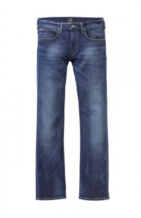 Lee Herren Jeans Chase - Relaxed Fit - Night Sky Blue