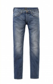 Lee Herren Jeans Brooklyn - Regular Fit - Blue Stone Used