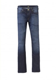 Lee Damen Jeans Marlin - Slim Fit - Dark Aged