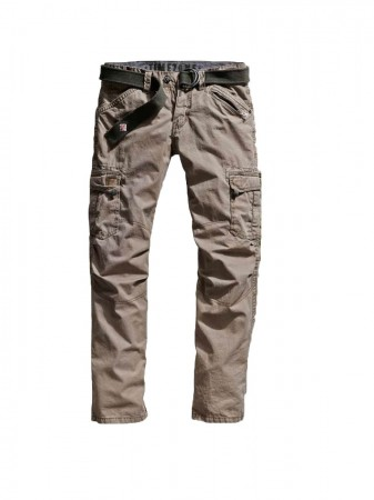 Timezone Herren Hose BenitoTZ - Loose Fit - Dirty Sand