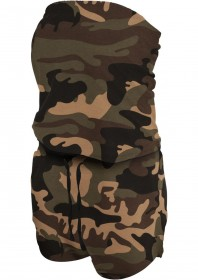 Urban Classics Damen Camo Hot Jumpsuit