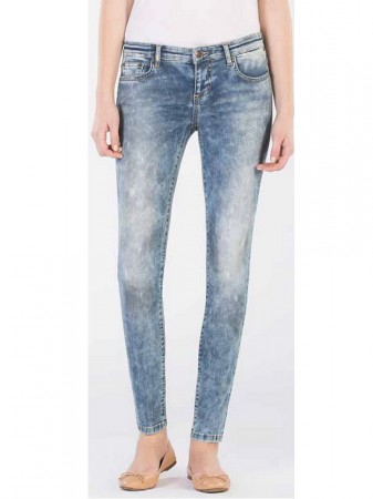 LTB Damen Jeans Mina - Super Slim Fit - Orla Wash