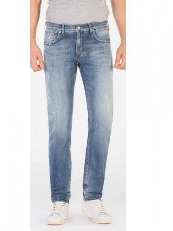 LTB Herren Jeans Diego - Tapered - Carpathos Wash