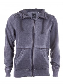 Bild 1 - Tom Tailor Denim Herren Sweatjacke - Dusty Black