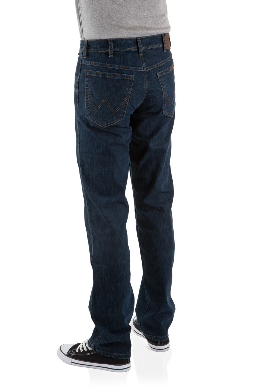 Wrangler Herren Jeans - Regular Fit