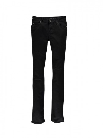 Mustang Damen Jeans Jasmin - Slim Fit - Midnight Black