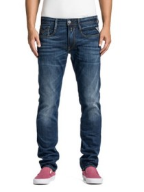 Replay Herren Jeans Anbass - Slim Fit - Light Blue