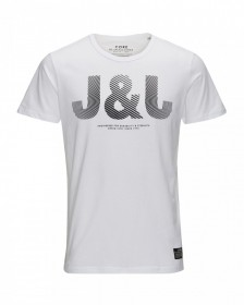 Jack & Jones Herren T-Shirt DOT