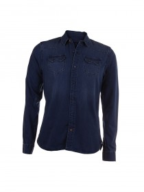 Scotch & Soda Herren Freizeithemd Sawtooth