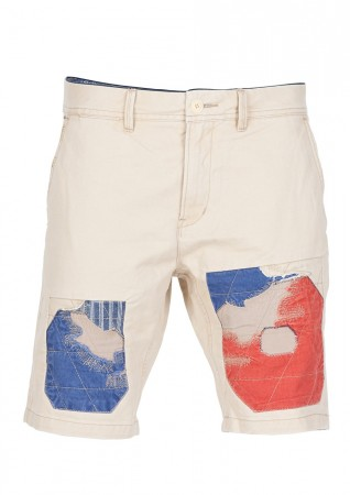 Scotch & Soda Herren Chino Shorts - Worked Out
