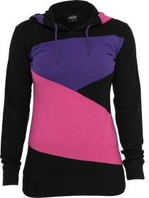 black/fuchsia/purple