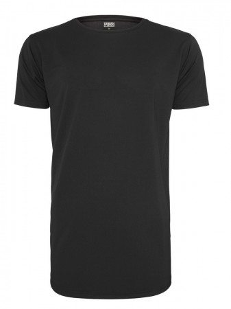 Urban Classics Herren Shaped Neopren T-Shirt