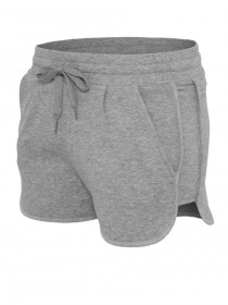 Urban Classics Damen Light FLeece Hot Pant