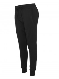 Bild 1 - Urban Classics Damen Light FLeece Sarouel Pant