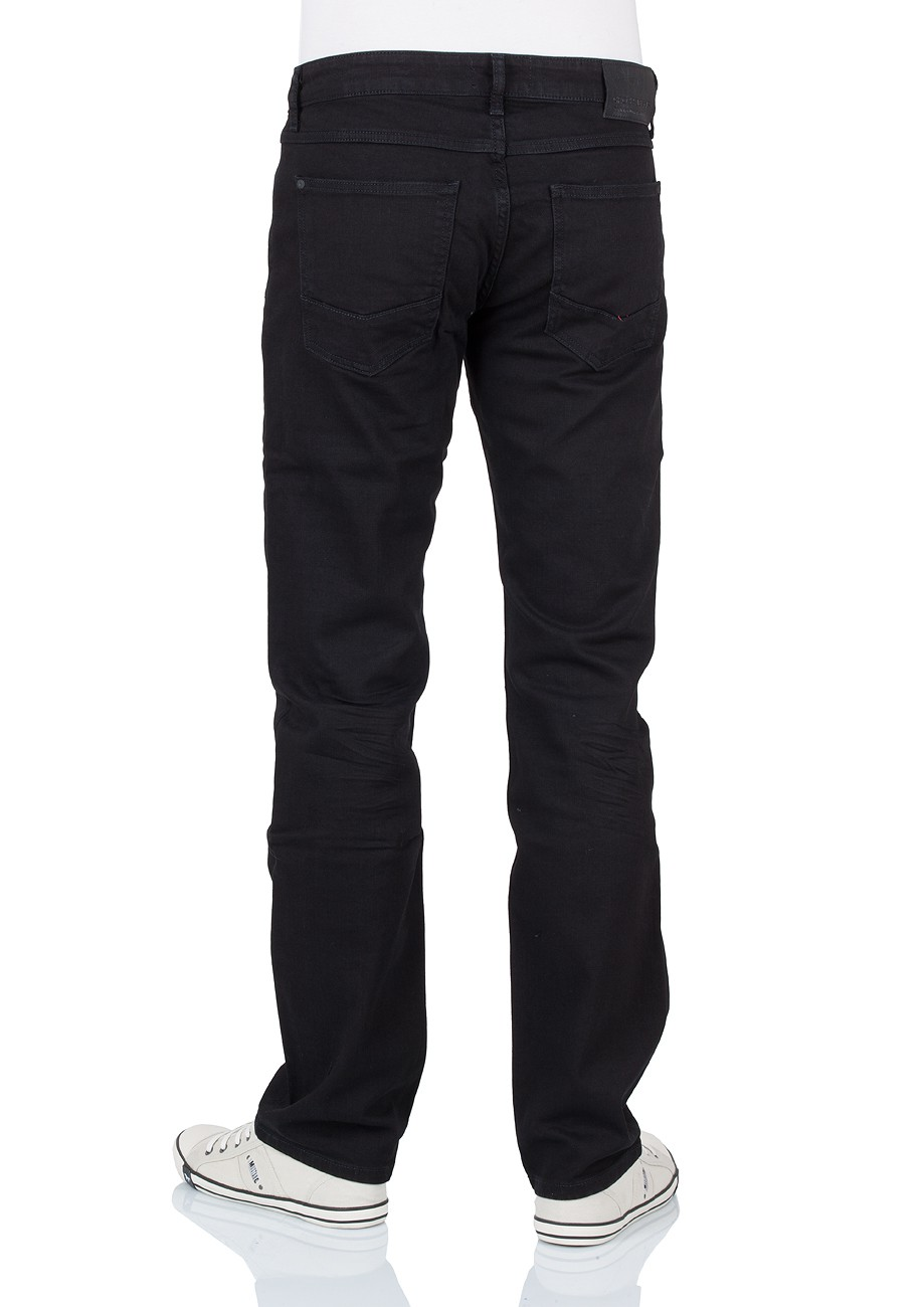Cross Herren Jeans Antonio - Relax Fit - Black