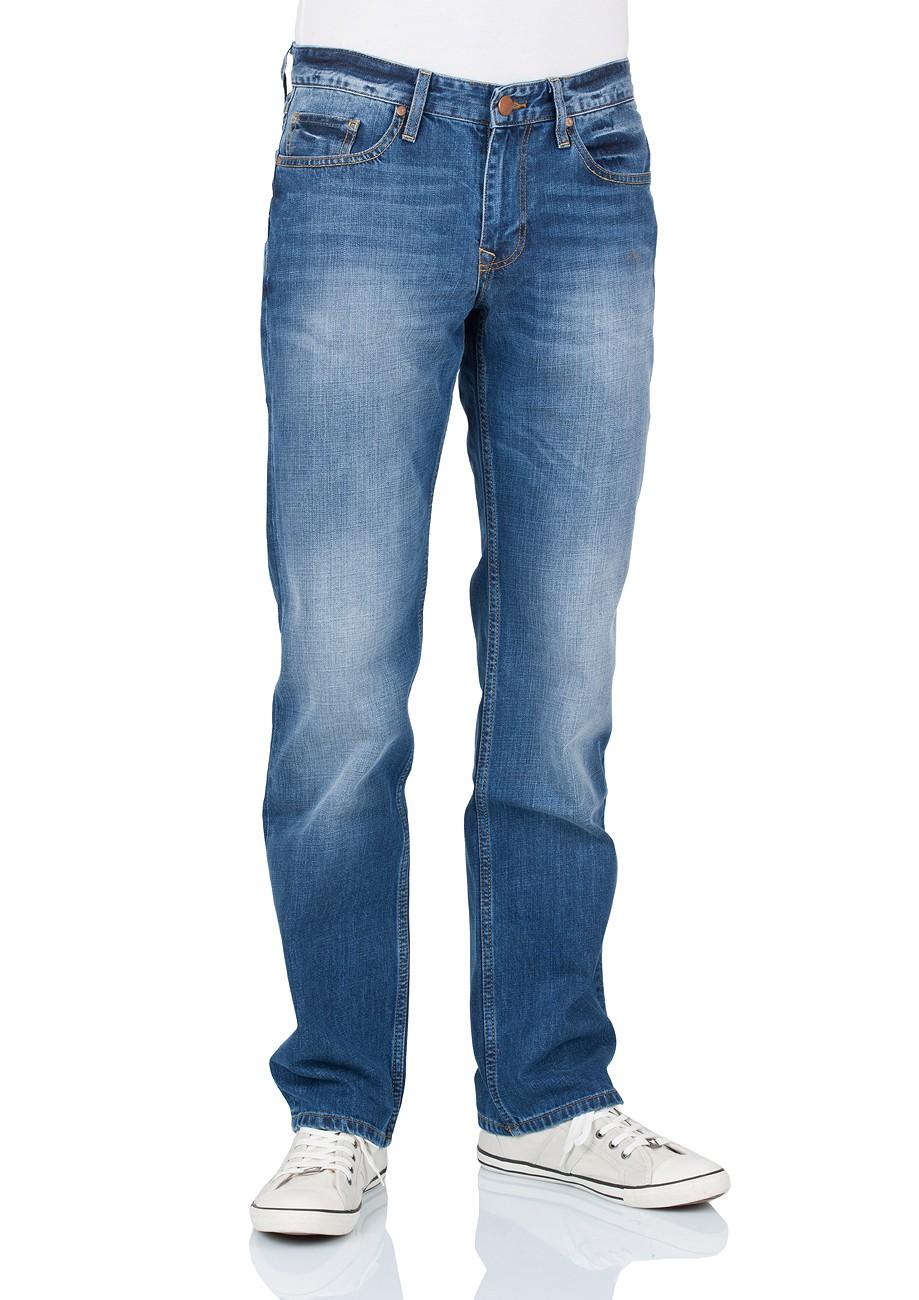 cross herren jeans antonio e161 036 relax fit authentic blue used ebay. Black Bedroom Furniture Sets. Home Design Ideas