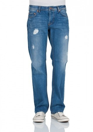 LTB Herren Jeans Paul - Straight Fit - Mid Campbell