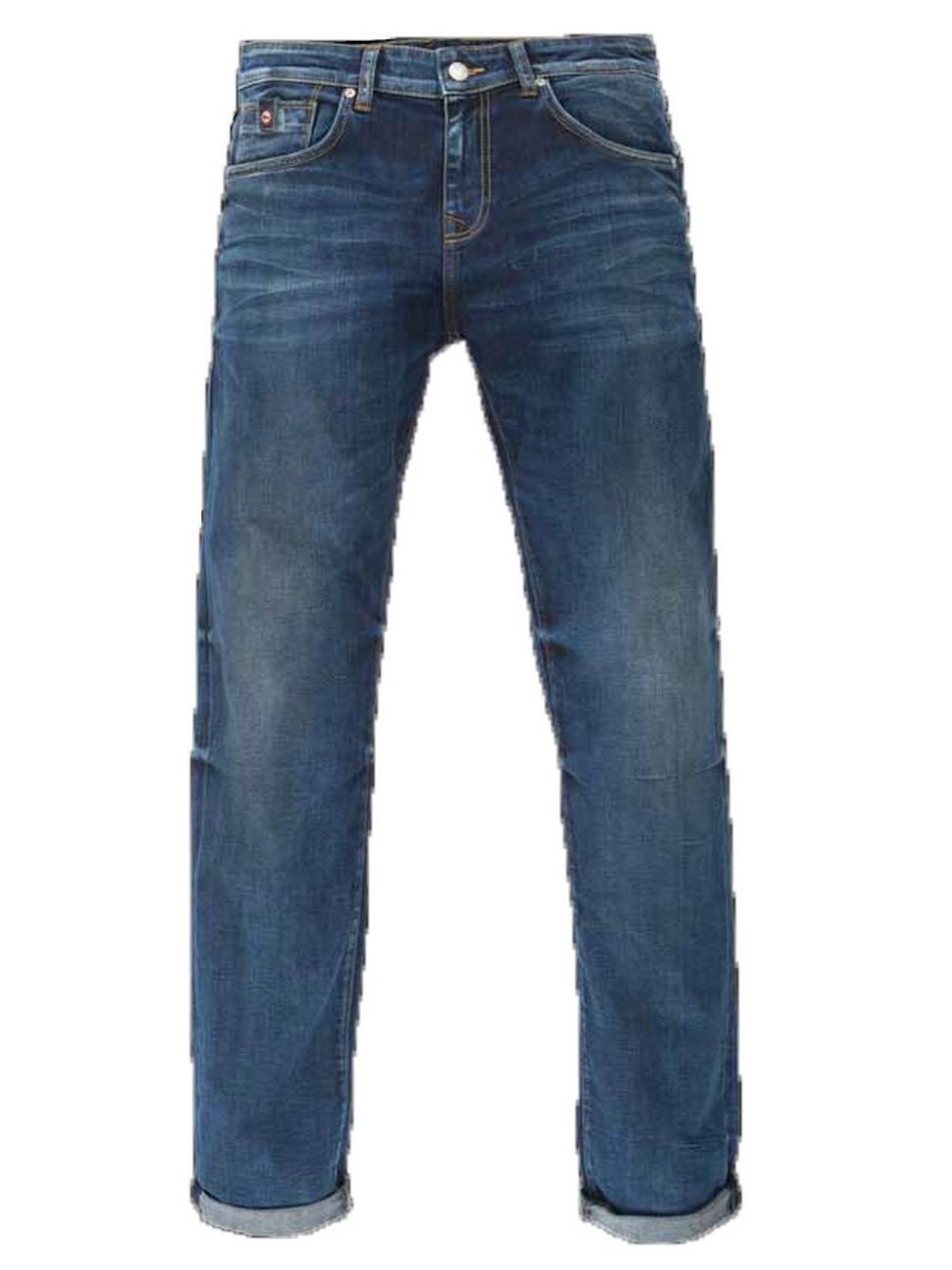 ltb herren jeans joshua slim fit blue lapis wash. Black Bedroom Furniture Sets. Home Design Ideas