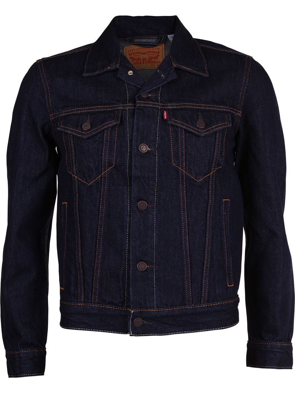 Herren jeansjacke the trucker jacket