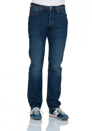 Levi's® Herren Jeans 501® - Straight Fit - Open Range