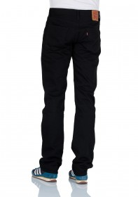 Levi's® Herren Jeans 514® - Slim Fit - Black