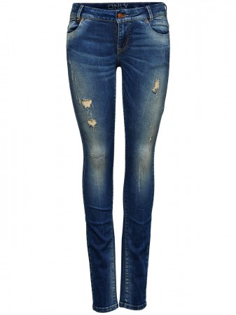 Only Damen Jeans onlCORAL - Skinny Fit