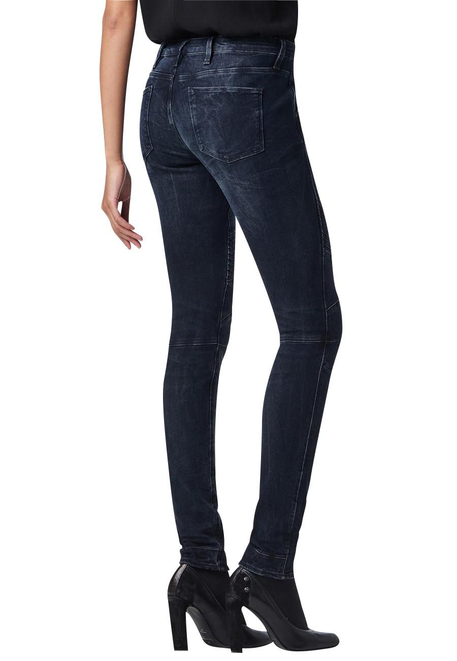 g star jeans 5620 skinny damen biker jeans kaufen jeans. Black Bedroom Furniture Sets. Home Design Ideas