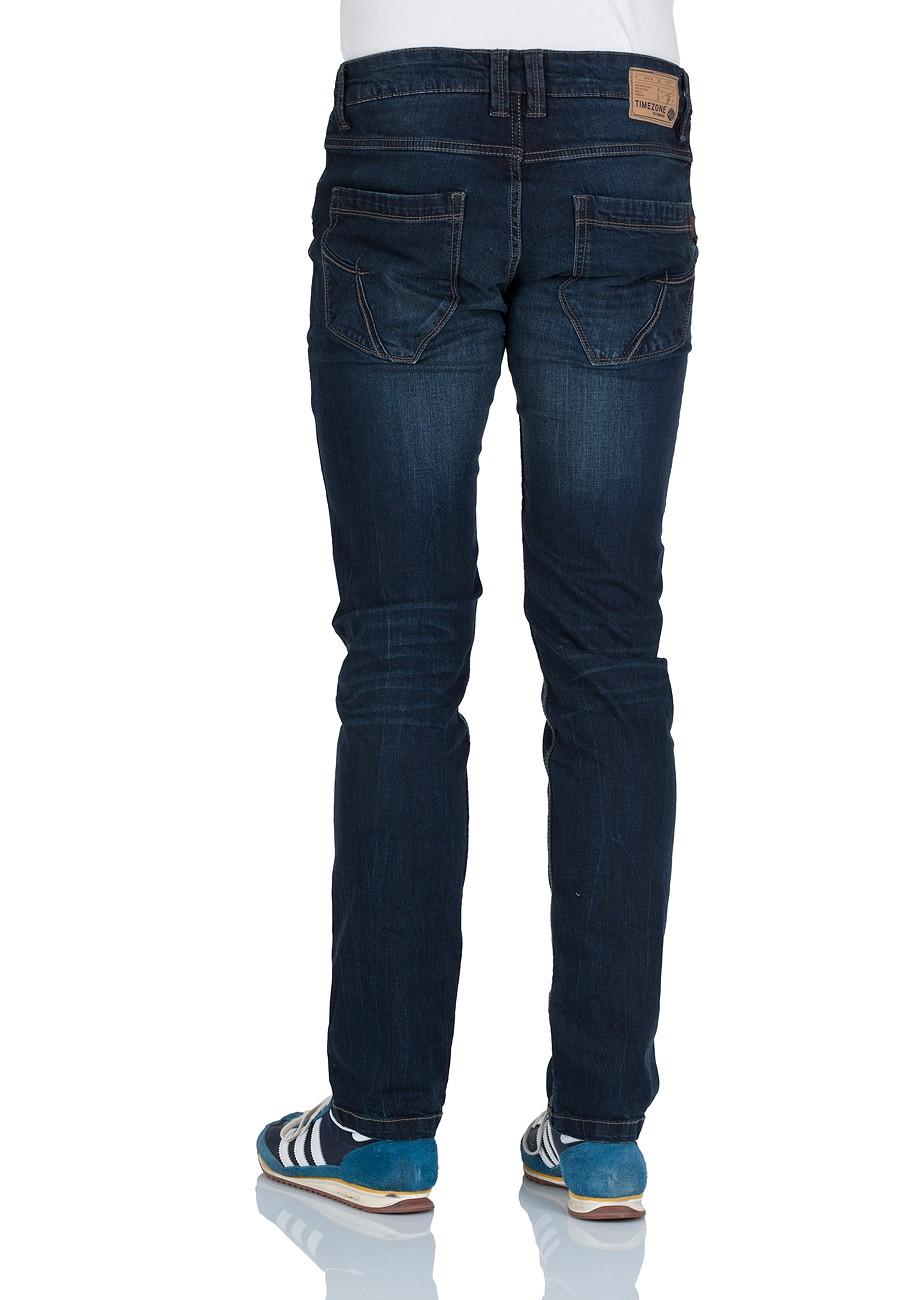 timezone herren jeans eduardotz slim fit raywash. Black Bedroom Furniture Sets. Home Design Ideas