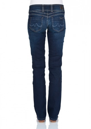 Pepe Jeans Women s Jeans PL201157H06 Glen Regular Fit mid Blue  f893ff22d1