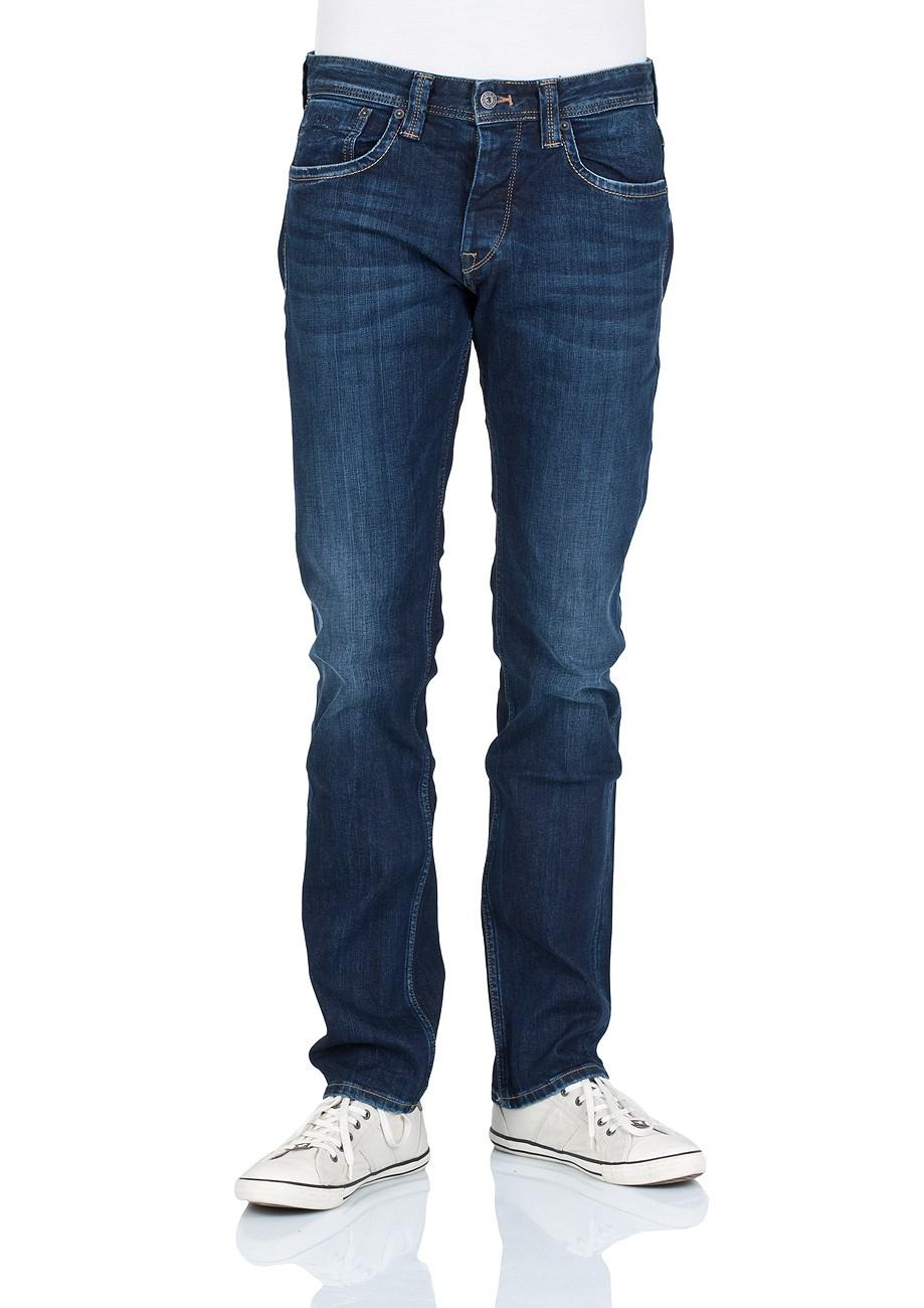 Pepe Jeans Herren Jeans Cash - Regular Fit