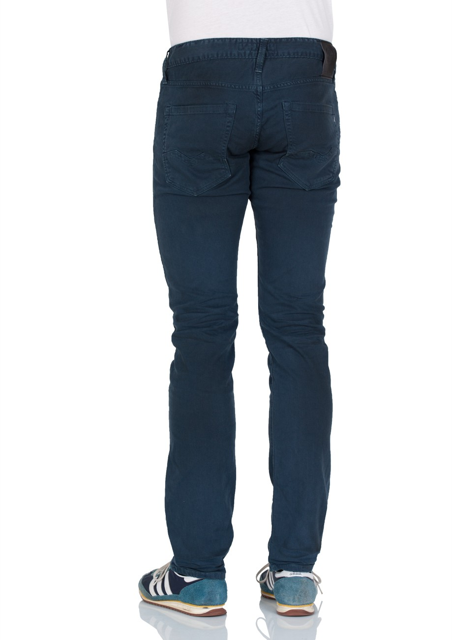 Replay Herren Jeans Waitom M983J-8005262 Regular Fit Slim Leg