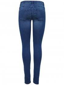 Only Damen Jeans onlROYAL - Skinny Fit - Medium Blue Denim