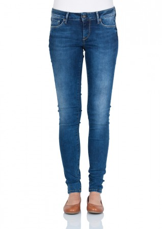 Pepe Jeans Damen Jeans Soho - Regular Fit - Classic Stretch