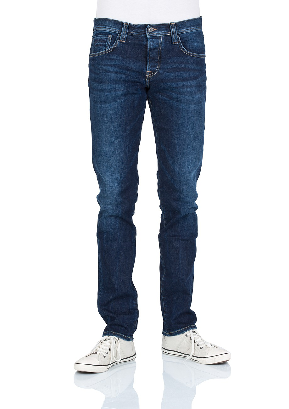 Pepe Jeans Herren Jeans Cane - Slim Fit - Streaky Stretch