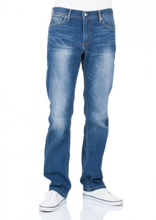 Levi's® Herren Jeans 504® - Straight Fit - Cloudy
