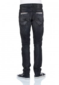 LTB Herren Jeans Justin X - Tapered Fit - Levon Wash